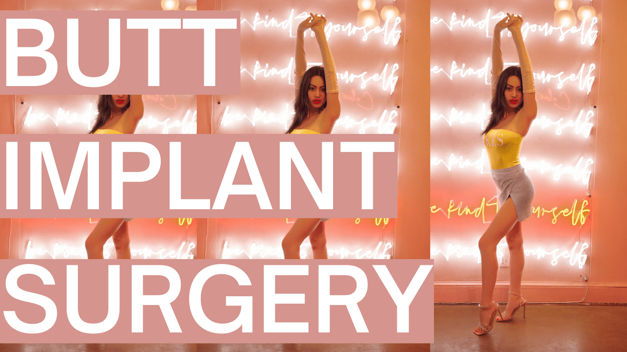 Things To Know About Butt Implant Surgery